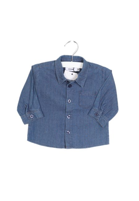 Blauw hemdje, PF, 62