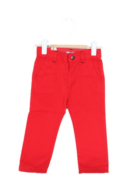 Rood broekje, IKKS, 80