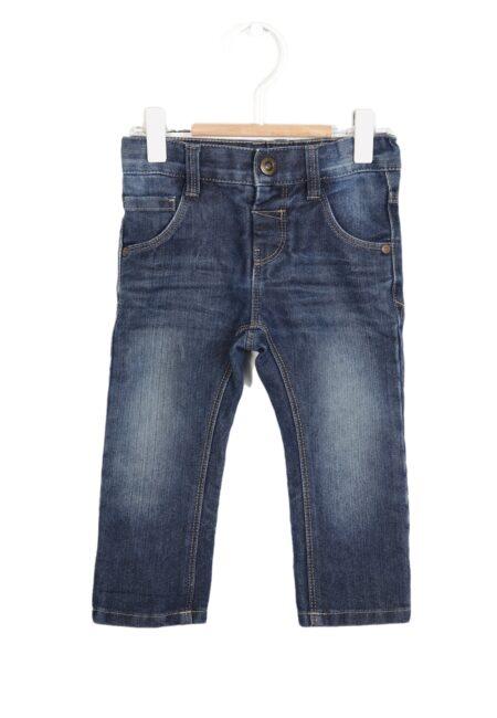 Blauw jeansbroekje, Name it, 86
