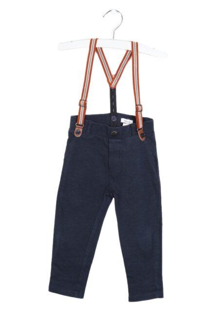 Blauw broekje, JBC, 86