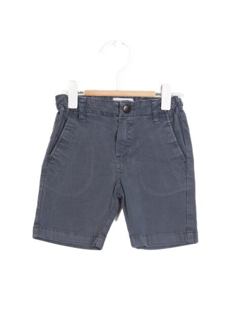 Blauw shortje, F&F, 98
