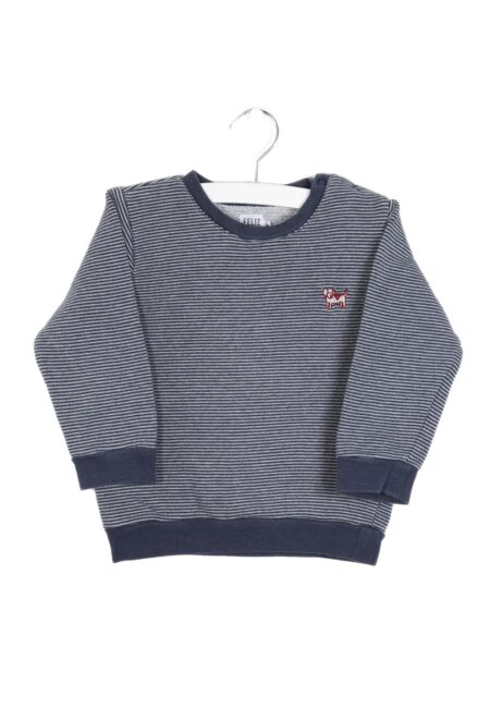 Blauwe sweater, FbF, 92