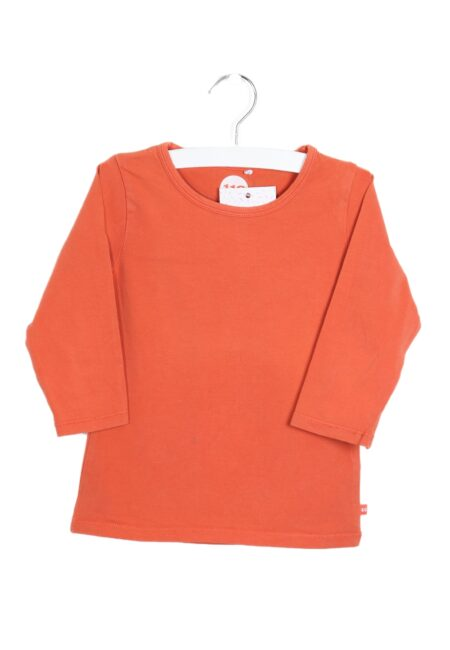 Oranje longsleeve, F&G, 110