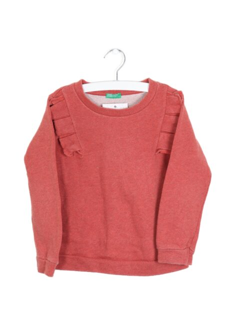 Oudroze sweater, UCoB, 110