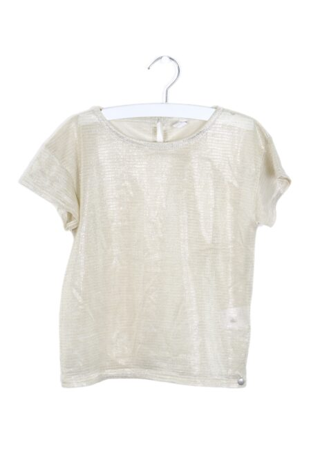 Gouden t-shirtje, CKS, 116