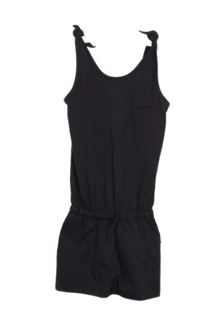 Zwarte short-jumpsuit, Cos I said so, 116