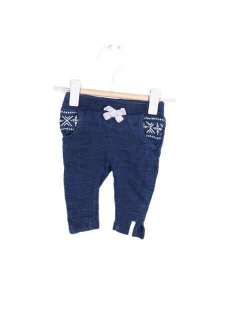 Blauw broekje, Noppies, 50