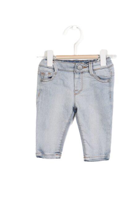 Lichtblauw jeansbroekje, CKS. 62