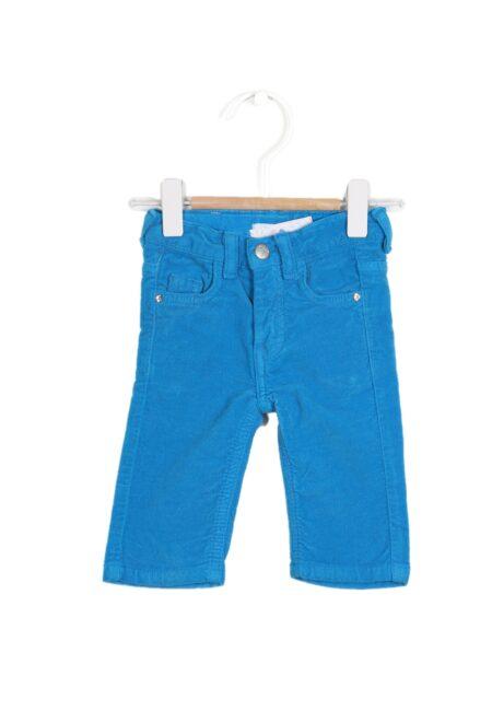 Felblauw broekje, PF, 62