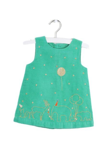 Groen kleedje, PF, 68