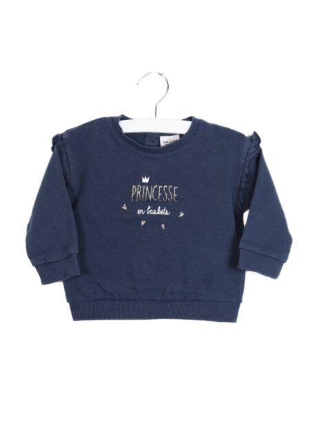Blauwe sweater, TAL, 74