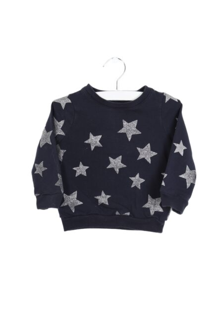 Blauwe sweater, JBC, 80