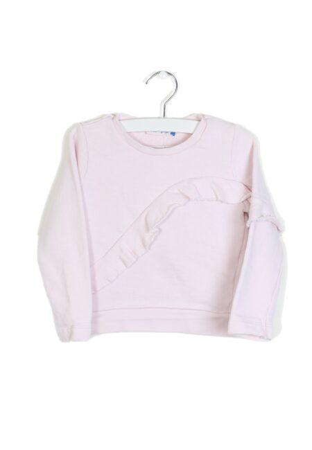 Lichtroze sweater, F&G, 92