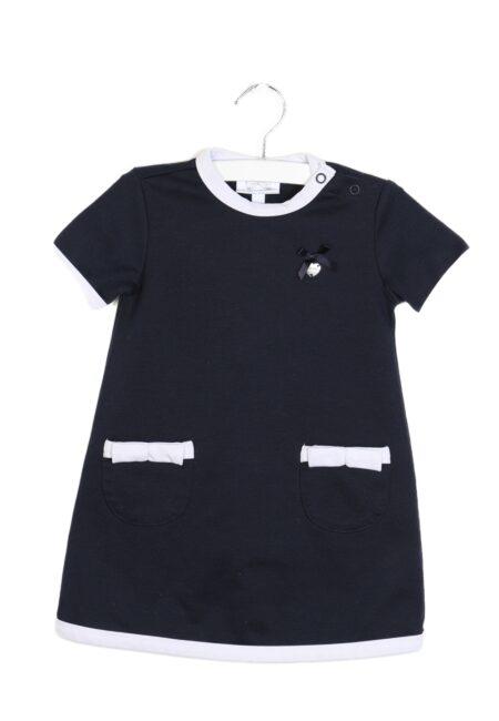 Donkerblauw kleedje, Le Chic, 92
