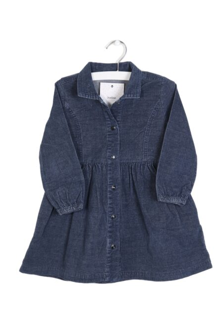 Blauw kleedje, Gymp, 92