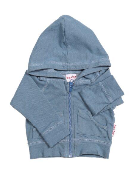 Blauwe hoodiegilet, Ba*Ba, 62