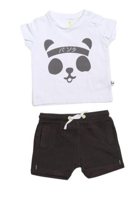Panda-setje, JBC, 62