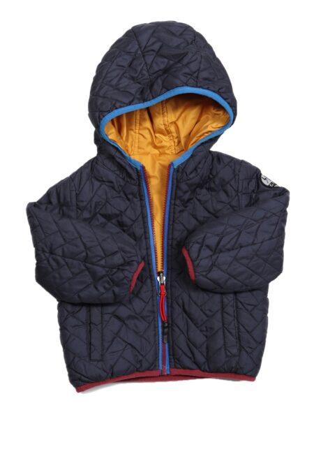 Blauw-oker jasje, CKS, 80