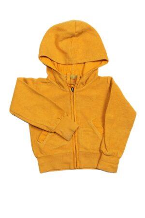Oker hoodiegilet, Hilde&Co, 86