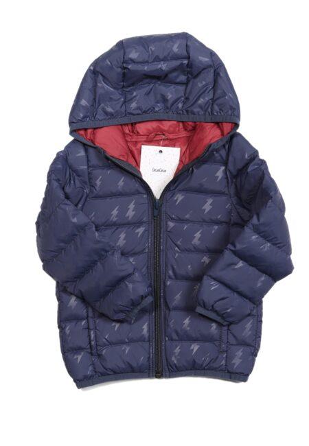 Blauw jasje, JBC, 86