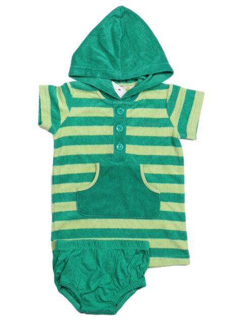 Groen-gestreepte cape, Woody, 86