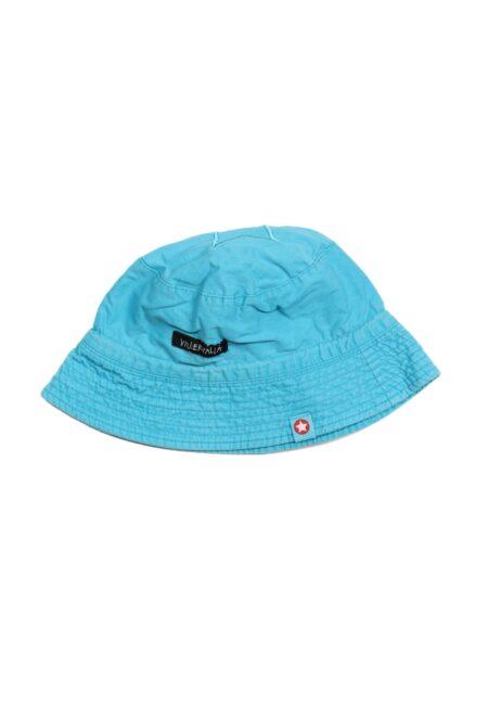 Turquoise hoedje, Villervalla, 50