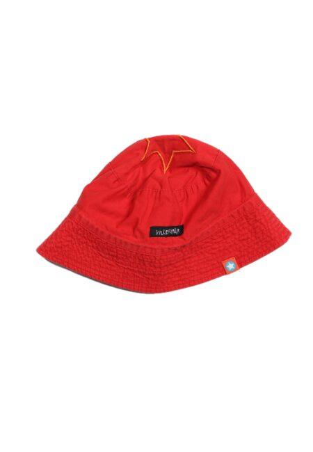 Rood hoedje, Villervalla, 50