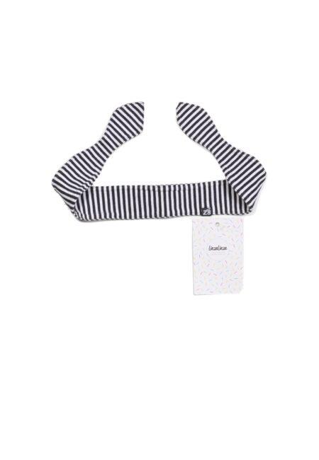 Zwart-wit haarbandje, Z8, 50