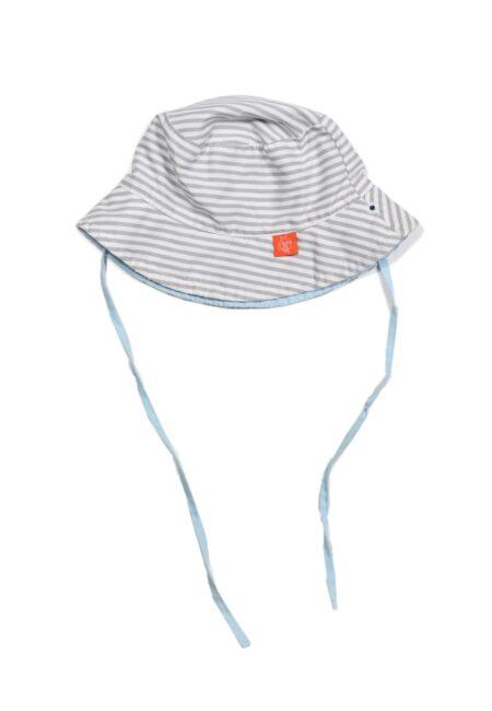 Grijs-wit zomerhoedje, Lassig, 50