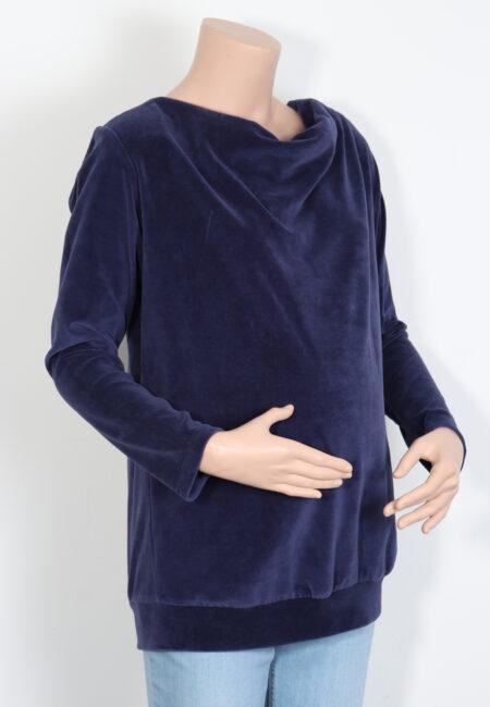 Blauwe sweater, Un ventre pour deux, L