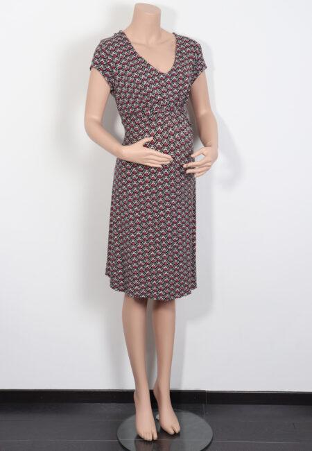 Zwart-fuchsia kleedje, JBC, L