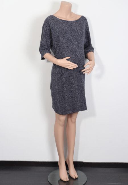 Blauw-wit kleedje, Fragile, M