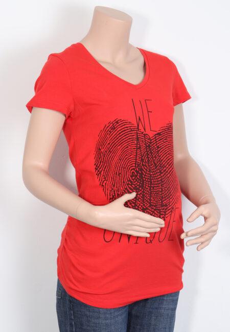 Rode t-shirt, L2W, M