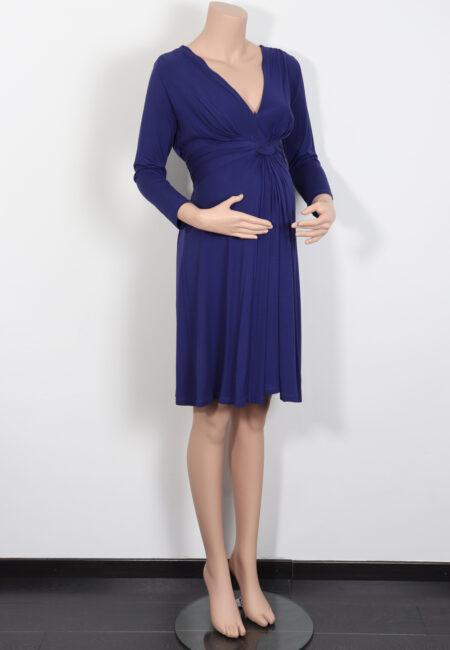 Blauwpaars kleedje, Seraphine, S