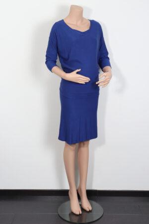 Blauw kleedje, Pomkin, S