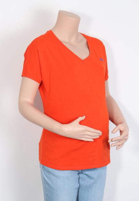 Roodoranje t-shirtje, JBC, XS