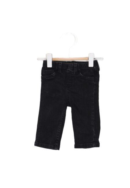 Zwart jeansbroekje, PF, 62