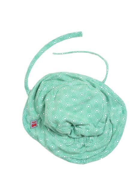Groen hoedje, F&D, 68