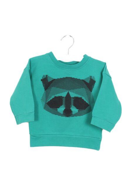 Groene sweater, Ba*Ba, 80