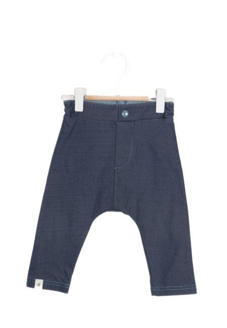 Blauwe broek, AlbaBaby, 80