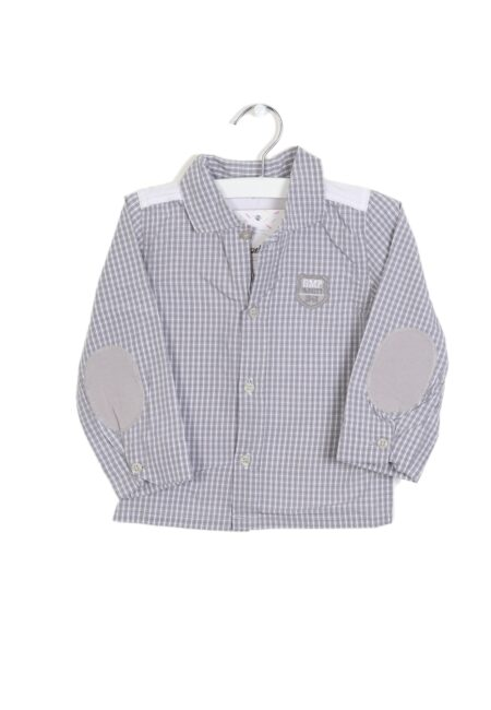 Taupe-grijs hemdje, Gymp, 86