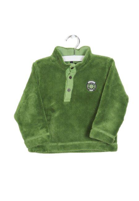 Groene trui, Gymp, 86