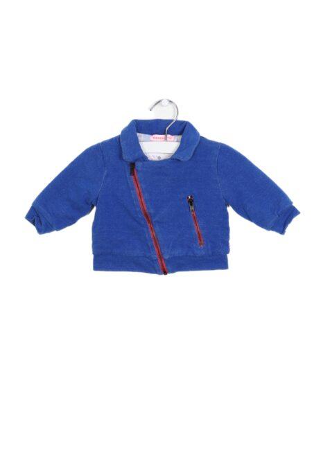 Blauw jasje, Kiekeboe, 50