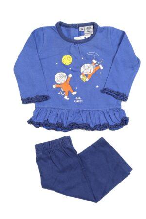 Blauwe pyjama, Woody, 62
