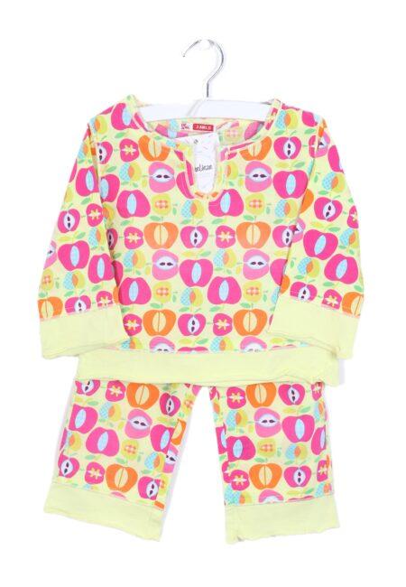 Geel-roze pyjamaatje, DPAM, 92
