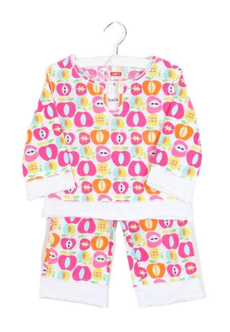 Wit-roze pyjamaatje, DPAM, 92