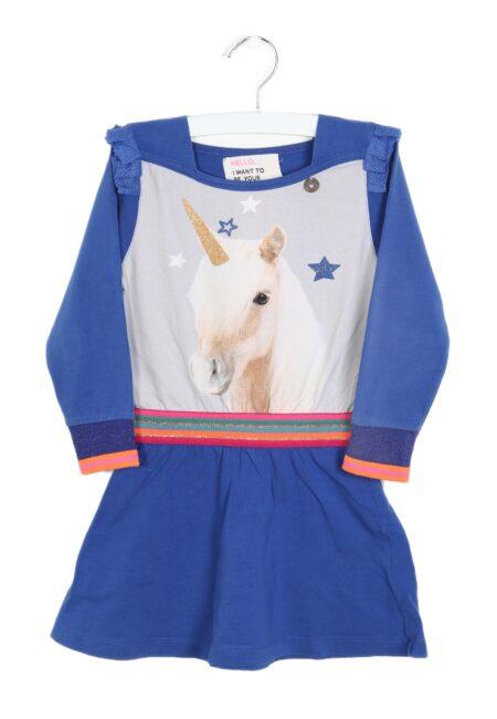 Blauw kleedje, Mim-pi, 98
