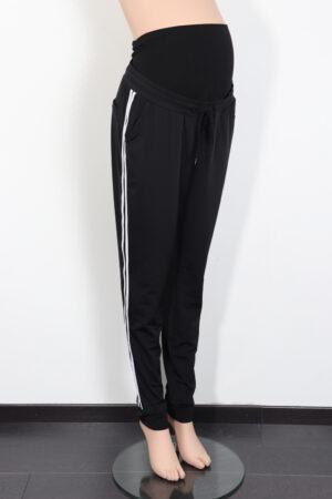 Zwart-witte broek, Supermom, M