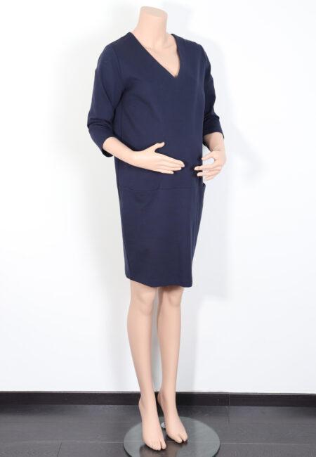 Donkerblauw kleedje, Fragile, S