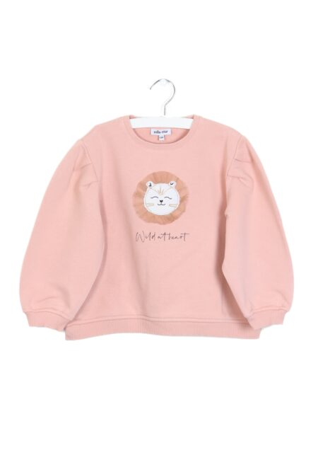 Oudroze sweater, JBC, 104